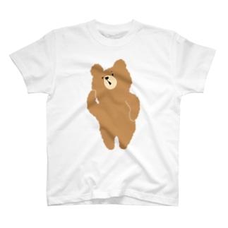 星の住人くまま T-shirts