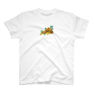 ピザプラネット T-shirts