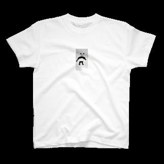 Yukifukiのこれてもパンダくん T-shirts