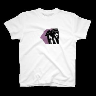 ayakaのツインズ クール T-shirts