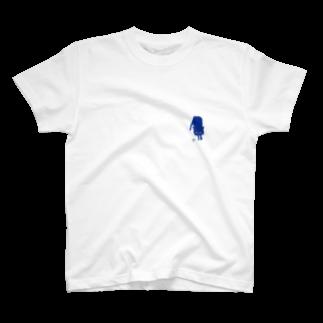 猫(gnp)の黒猫Pのおねだり T-shirts