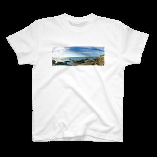 hashinana_JPのkeshiki inaka T-shirts