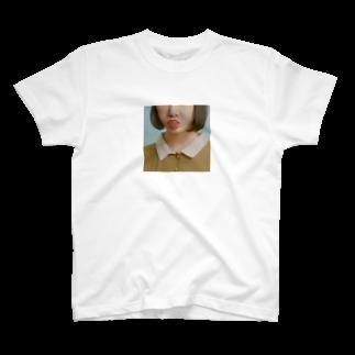 HANACHO-CHINのUMEBOSHI GIRL T-shirts