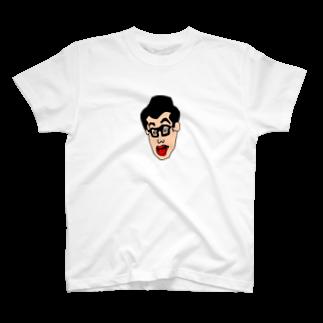トシヤマダ・グラフィティの何か心当たりありますか 01 T-shirts