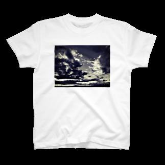 そらいろもようの灰色の世界Ⅷ T-shirts