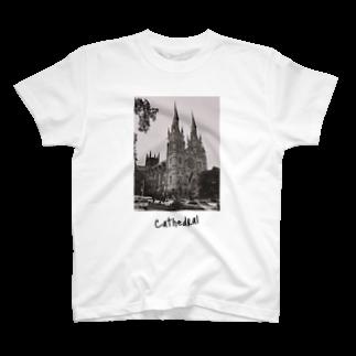 TOKYO UPROAR WORKSHOPのCathedral T-shirts