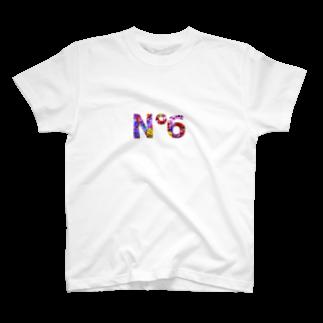 SIXTHSENSE©︎のSIXTHSENSE フラワー T-shirts