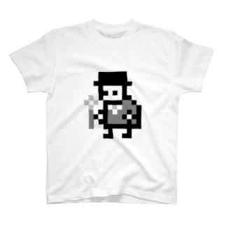 紳士の心意気 T-shirts