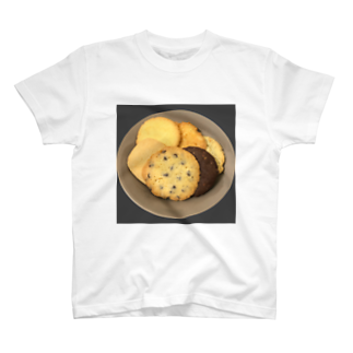 SHOP_KAGENEKOのクッキー(おいしい)のグッズ T-shirts