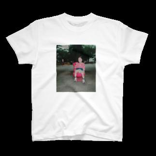 SHOP_KAGENEKOのカゲネコ-幼少- T-shirts