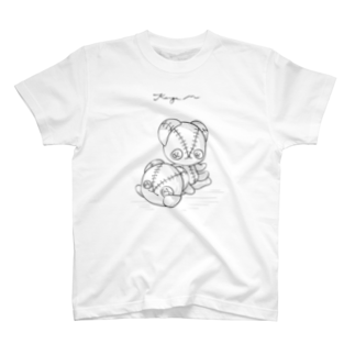 KingaMの手描き風KingaM T-shirts