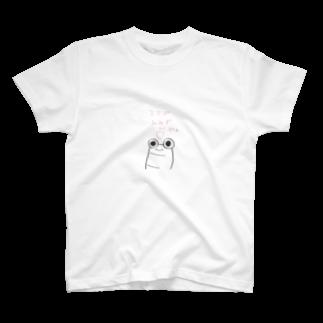 Nabennのみみずくん T-shirts