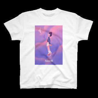 hashi96のフユウちゃん T-shirts