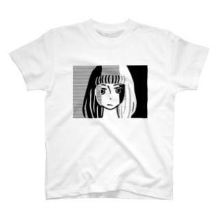 三重人格ちゃん T-shirts