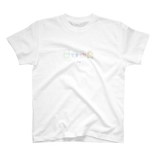 ゴミカスfam T-shirts
