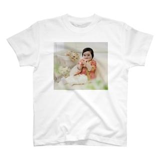 サイラスくん 1才バースデイ記念!オリジナル T-shirts