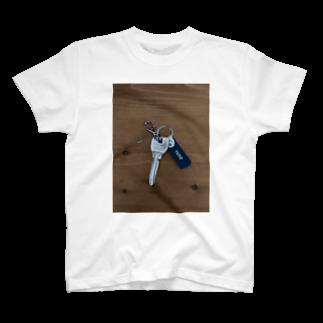 Dear yutoの元カノが置いていきそうな鍵 T-shirts
