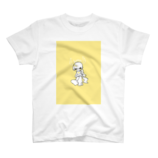 rn_clockの天使ぼたん T-shirts