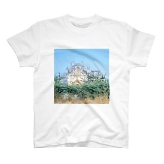 ポルトガル:バターリャ修道院 Portugal: Batalha Monastery T-shirts