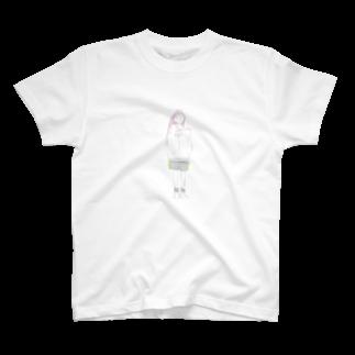 jtyxの女の子 T-shirts