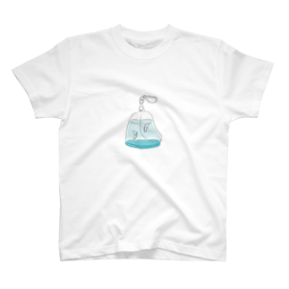 oyasmurの熱を浮かす T-shirts