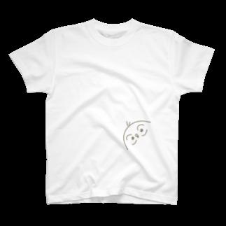 翠月灯@新LINEスタンプ販売中のフレントリー服 T-shirts