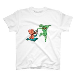 佐藤さんと鈴木さん T-shirts