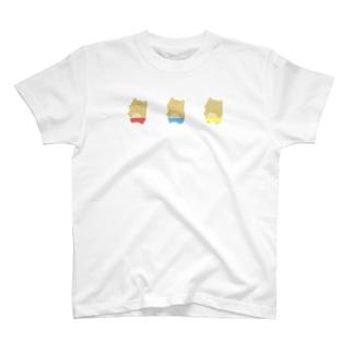 われらカマンベール隊 T-shirts