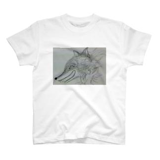 おおかみ T-shirts