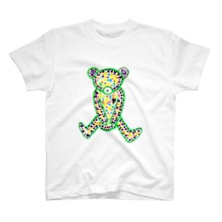 悪い子クマクマ T-shirts