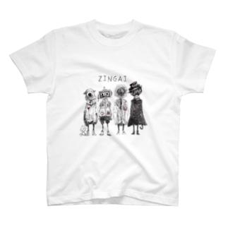ZINGAI T-shirts