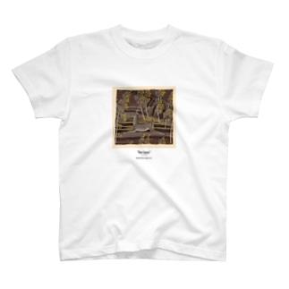 "AGO(アゴ)の""Deer Season"" T-shirts"