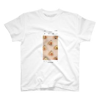 イチジク T-shirts