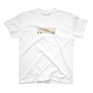 ひょこりネコ T-shirts
