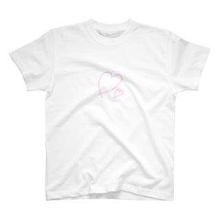 らぶ T-shirts