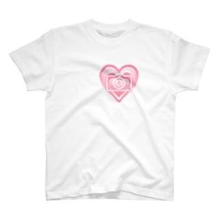 撮影マナー T-shirts