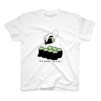 かっぱまき T-shirts