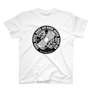 RUDO JAPAN バンドエイド T-shirts
