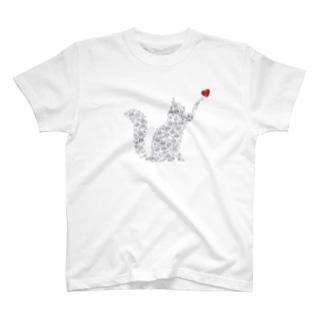 Crystal CAT T-shirts