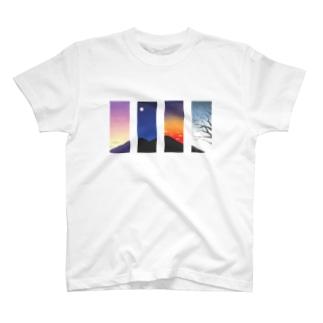 日本の四季 / Japanese Season T-shirts