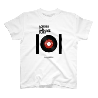 ACROSS THE UNIVERSE SONG T-shirts