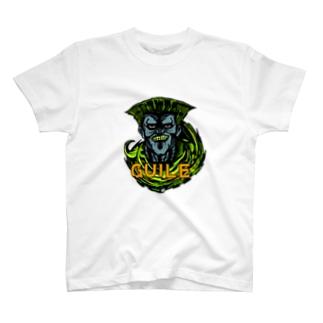 KKP72のゾンビガイル T-shirts