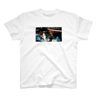 長女とメリーゴーランド T-shirts