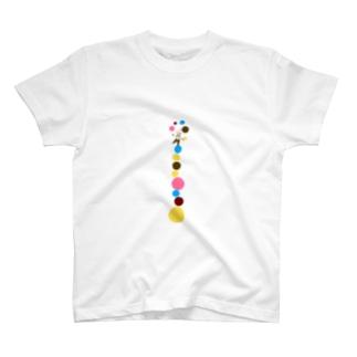大道芸人 T-shirts