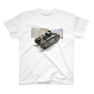 Pz.B2さん T-shirts