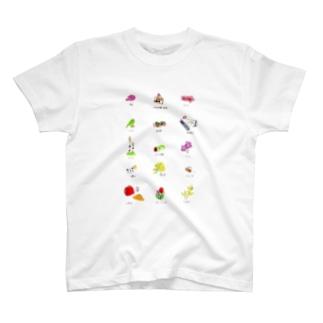 春らんまん T-shirts