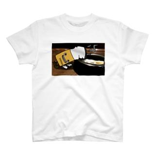灰皿とすいがらくん T-shirts