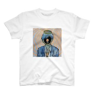 カオナリシリーマン T-shirts