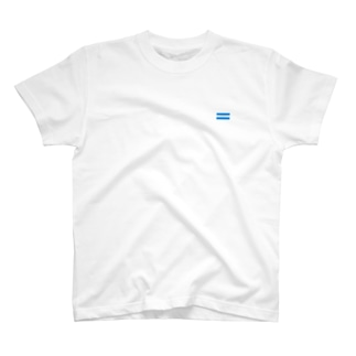 ホンジュラス国旗 胸ロゴ T-shirts