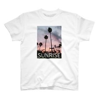 サンライズ T-shirts